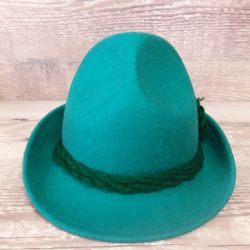 Chapéu tirolês unissex