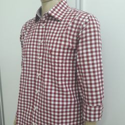 Camisa xadrez básica (Importada)